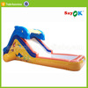cheap small inflatable snow slide swimming pool price