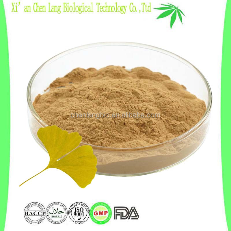 Supply 2015 Standard Raw Material usp Grade High Quality Ginkgo Biloba Extract
