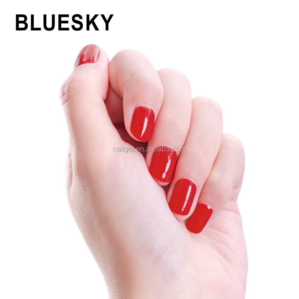 Bluesky New Gel Nails Salon Polish Colors Products #80521 Gel Polish ...