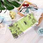 soft mobile phone case with double drawstring bag beauty pouch brand jewelry