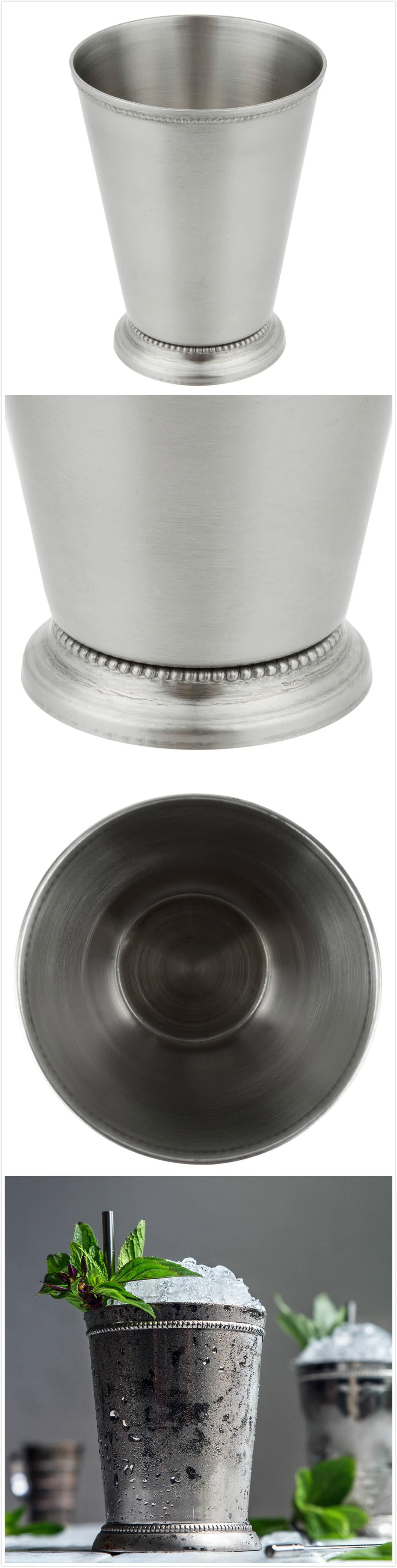 Stainless steel double wall vacuum beer mug/beer cup/coffee mug without lid
