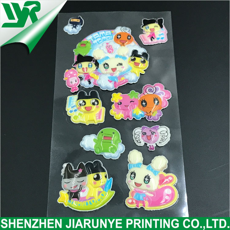 Custom puffy stickers custom puffy stickers suppliers and manufacturers at alibaba com
