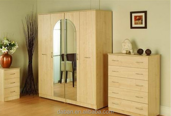 Melamine Wardrobe Dressing Table Designs With Mirror