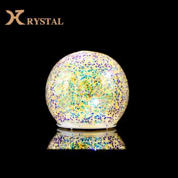 Led Verlichte Clear Kerst Glas Bal Voor Kerst Ornamenten - Buy ...