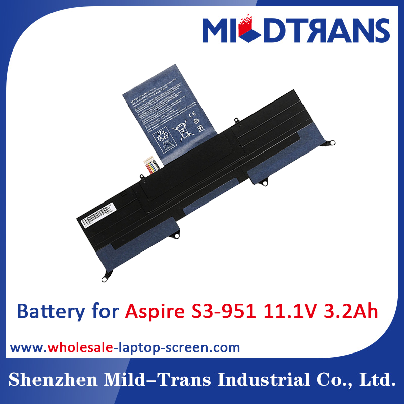 Universal Replacement 11.1v 3200mah Laptop Notebook Battery ...