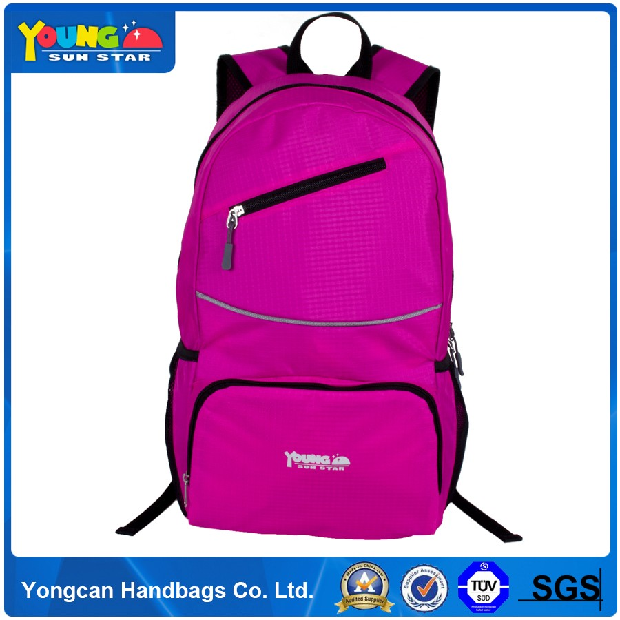 light-weight fashion casual school bag backpack
