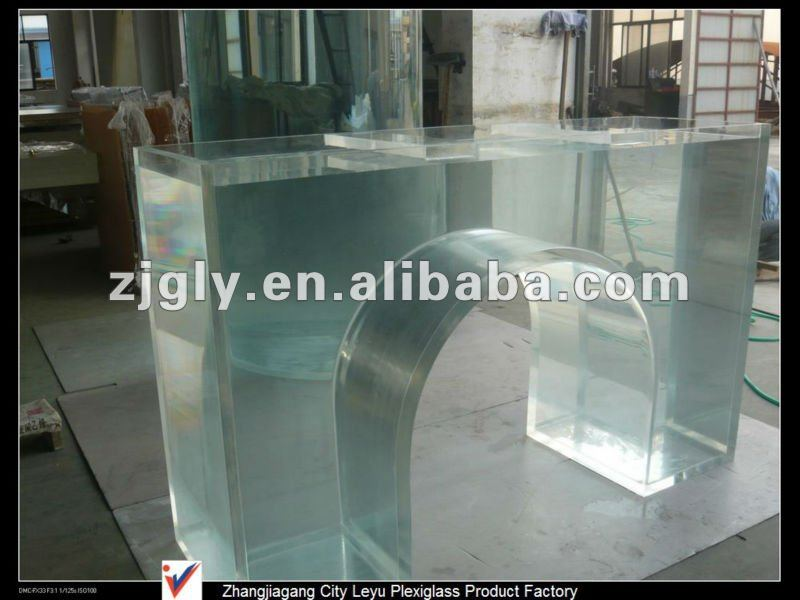 perfect design acryl aquarium tanks