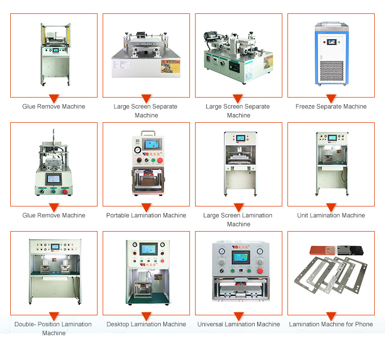 YMJ Pulse Instant Heating LCD Flex ACF Bonding Machine FPC Cable Bonding Repairing Bonding LCD Flex Machine