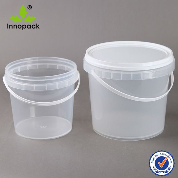 2 5l Small Plastic Buckets With Lids Product On Alibaba