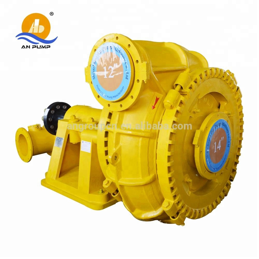 Cutter Suction Dredger River Sand Dredging Machine