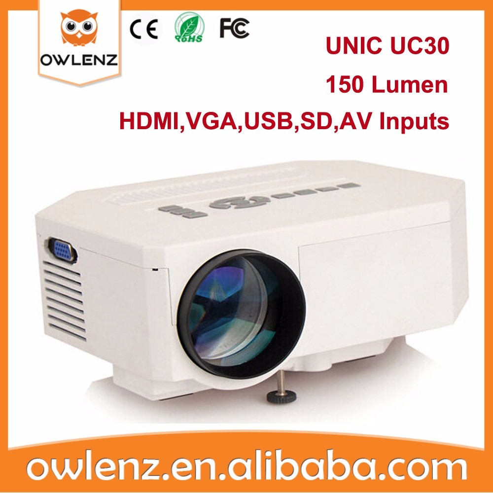 UC30 wholesale cheap art projector for church