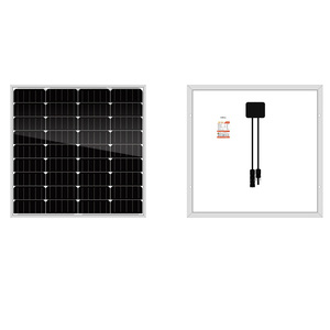 Custom design made pv solar panel 5v price 70W mono 100kw solar panel for home and industry