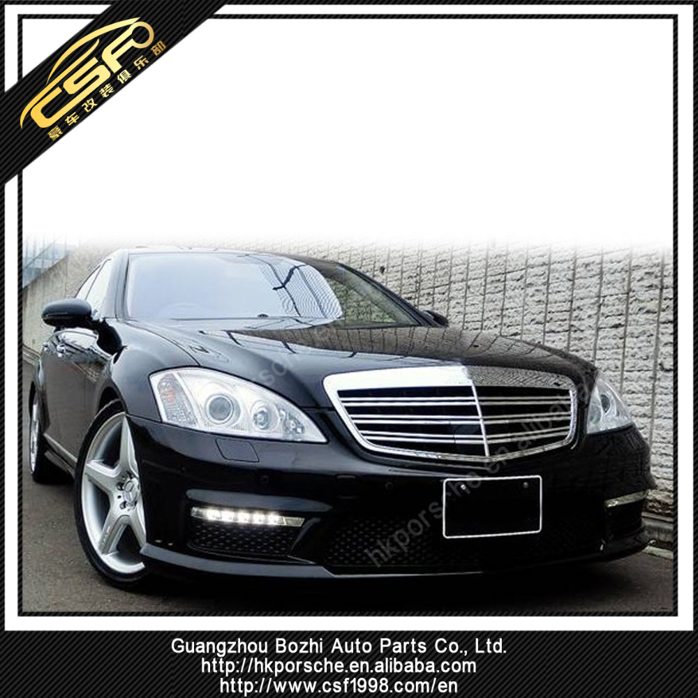 good quality!AMG Body Kits For ben-z S class W221 car Bumper