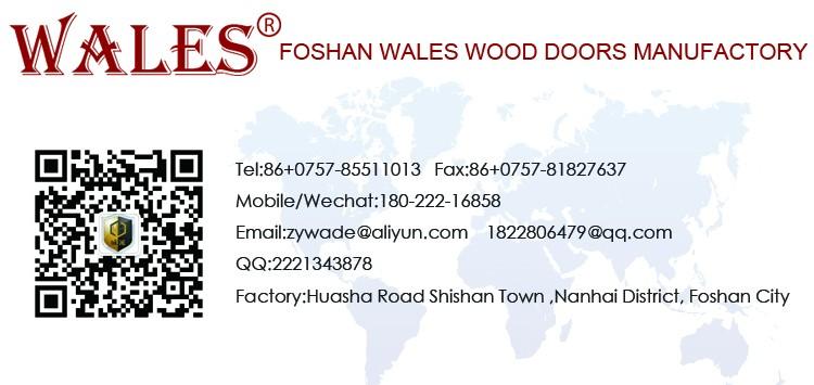 Soundproof Engineered Wood Door Frame House Door Kerala Door Designs