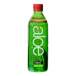 Viloe Brand 500ml Gluten Free Real aloe Vera Soft Drink Fruit Beverage Original Flavor With 10% Pulp