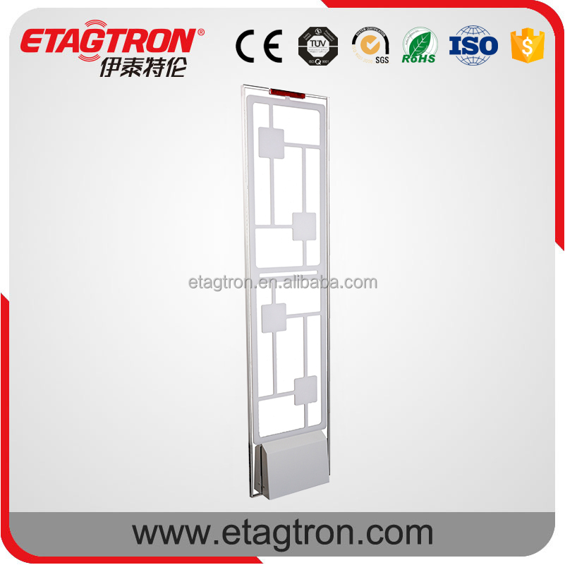 Variety of styles supermarket 58KHZ AM EAS supermarket security door