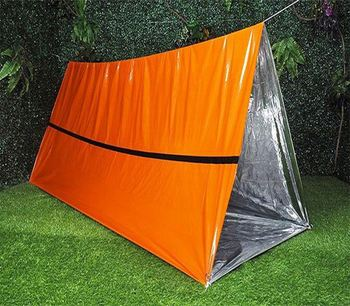 Cold weather thermal reflective shelter emergency tent JAwm c&ing emergency shelter tent & Cold Weather Thermal Reflective Shelter Emergency TentJawm ...