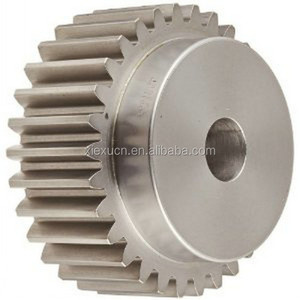 High quality custom price of spur gear
