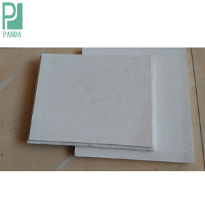 Ceiling Material Fiber Panel Mineral Suspended Board