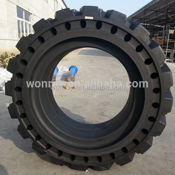 Forerunner INDUSTRIAL SKS-1 PREMIUJM SKID STEER Tire 11L-16 New