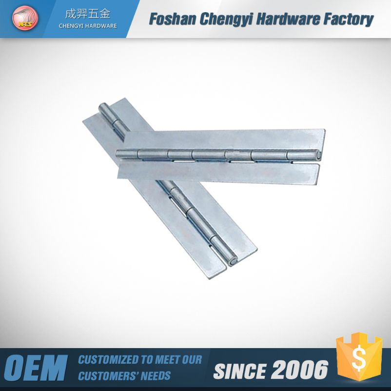 Steel Stainless Pole Continuous Hinge