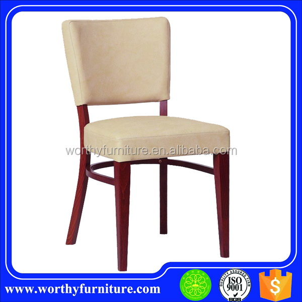 X830 modern factory wholesale used restaurant wood chairs