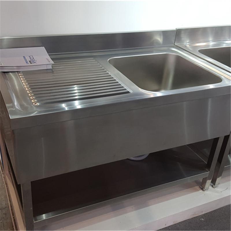 Kitchen Stainless Steel Sink Work Table/lab Stainless Steel Sink  Table/lavatory Sink - Buy Stainless Steel Sink Work Table/,Lab Stainless  Steel Sink ...