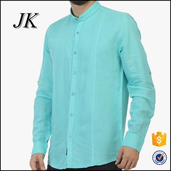Men Dress Shirts Bright Colors