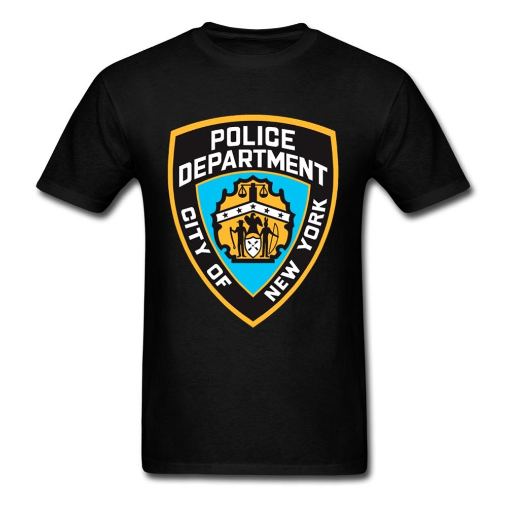 2017 New Brand Modal T Shirt Police Dept Design T Shirts: Popular Police Department Shirts-Buy Cheap Police