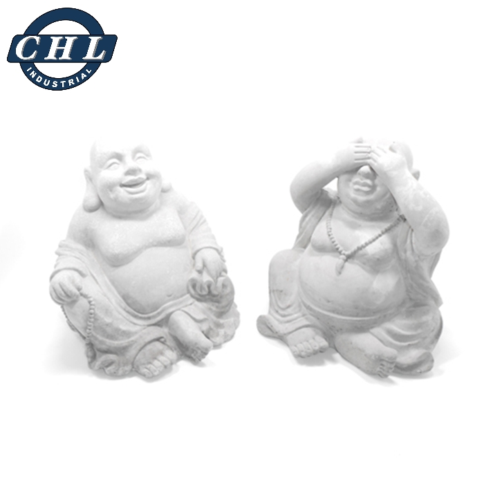 Various designs customized stone marble cement buddha