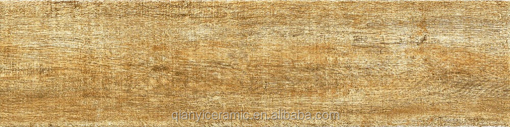 Foshan rustic 6 in. x 24 in. Glazed Porcelain <strong>Floor</strong> and Wall Tile,wood ceramic tile