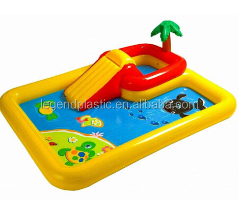 gonflable enfants piscine avec toboggan gicleurs parc aquatique piscines accessoires id de. Black Bedroom Furniture Sets. Home Design Ideas