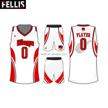 Basketball Uniform Beste Neueste Custom Sublimation <span class=keywords><strong>Blank</strong></span> Reversible Dry Fit Basketball Jersey Design 2018 Günstige <span class=keywords><strong>Großhandel</strong></span> China