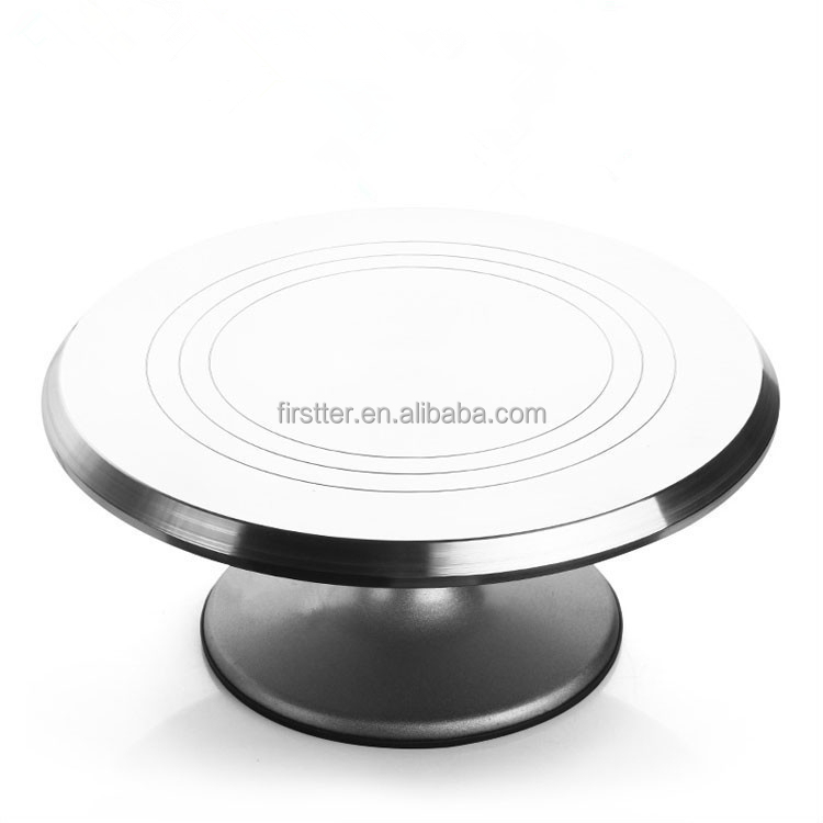 Cake Decorating turntable, Rotating Cake Stand Baking Gadgets Wholesale