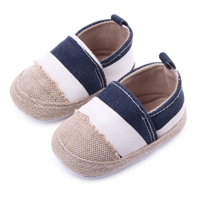 Hot Infant Toddler Sneakers Baby Boy Girl Soft Sole Non Slip Crib Shoes to 0 12M