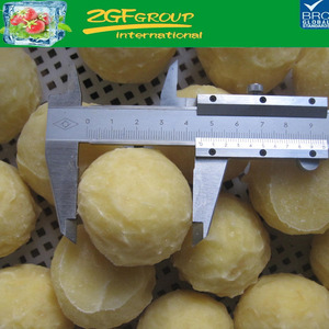 Hot sale delicious frozen holland seed potato in good price in carton