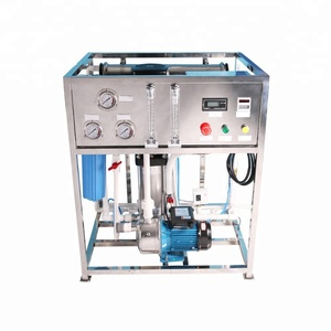 Small Water Treatment Plant, RO Filter Water Purified System