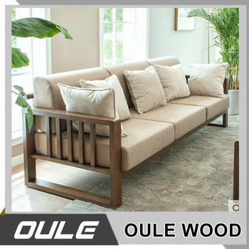 New Design Wood Frame Sofa Set With Sofa Cushion For Sale Buy Wood