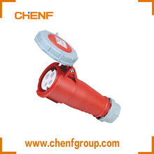 CHENF Made in China di Alta <span class=keywords><strong>Corrente</strong></span> Spina Elettrica Connettore 5 Pin EN/IEC Spina di Alimentazione Standard