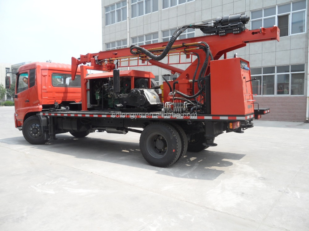 cheapest truck mounted borehole water well drilling machine sly550 price buy cheapest truck. Black Bedroom Furniture Sets. Home Design Ideas
