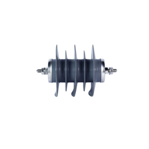 132kv 10ka porcelain ceramic housed metal-oxide surge arrester with kema