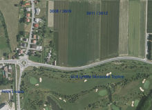 Plot of land properties, Moravske Toplice, Slovenia
