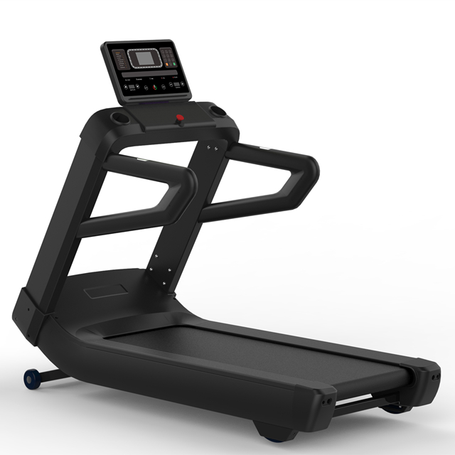 Commercial treadmill motor gym fitness equipment exercise machine for sale on promotion, Optional