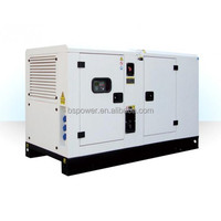 70 KW Durable Diesel Generator Set power by Perkins engine efficient diesel generator