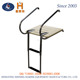 Marine supplies boat platform steps ladder