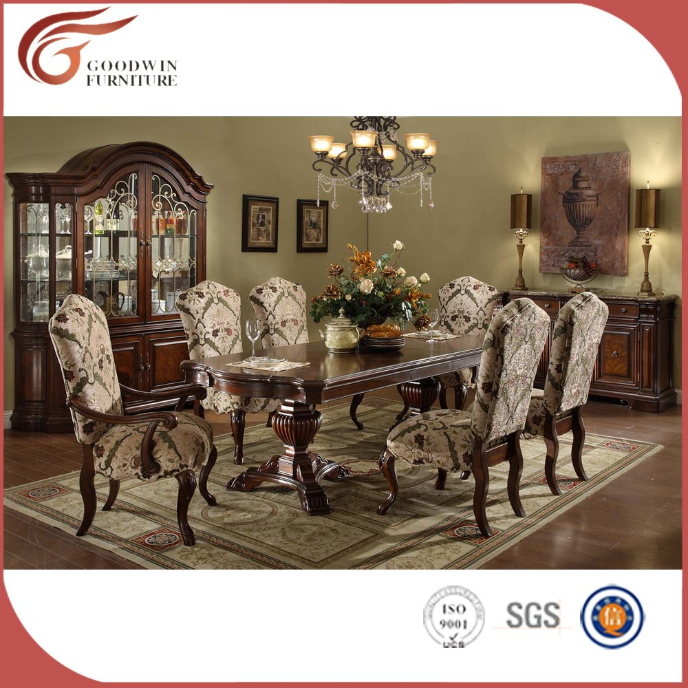 China fabricante estilo italiano muebles de comedor de for Muebles estilo italiano