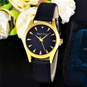 Explosion fashion ultra-thin Watch The most popular Specials student Leather Watch