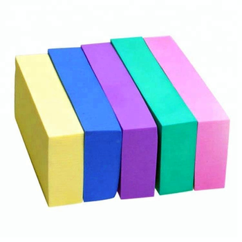 Manufacturer Supplier Super Absorbent PVA Sponge Block For Household Cleaning And Car Washing