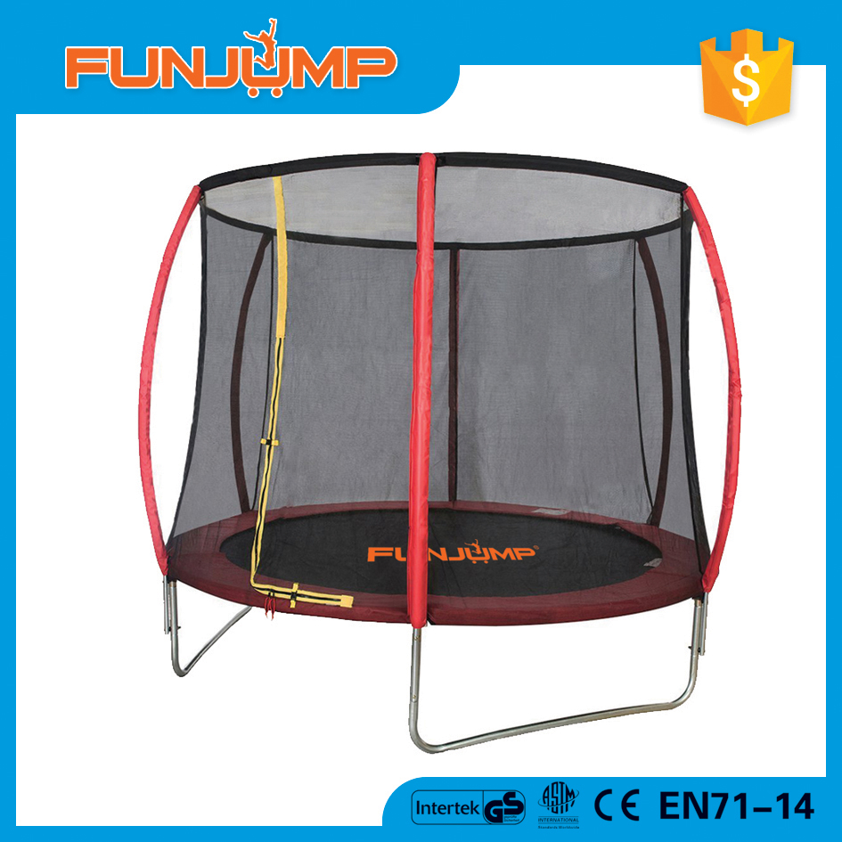 FUNJUMP baby jumbo bungee jumping trampoline equipment with wind stake
