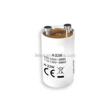 Fs 2 Lamp Starter S2 T8 Fluorescent Starter 4 22w 220 240v